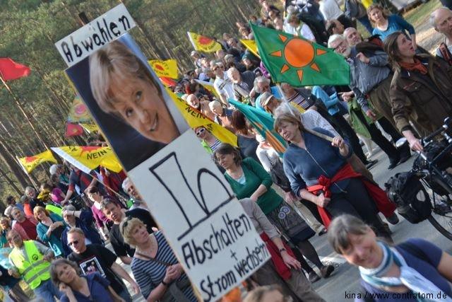 02.04.2011 - Demo in Gorleben