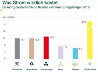 Was Strom wirklich kostet / greenpeace-Energy.de