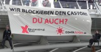 Wir blockieren den Castor - Du auch?