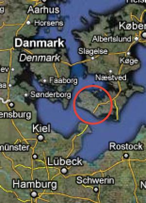 Mögliches Endlager Dänemark