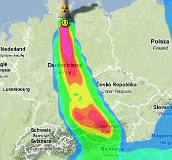 Tihange Gefahrenzone Karte.Atomausstieg Die Wahrheit Teil 19 Katastrophenschutz Fehlanzeige
