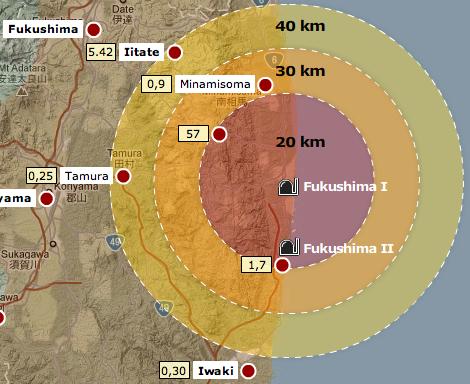 Tihange Gefahrenzone Karte.Todeszone Atomkraftwerk Contratom