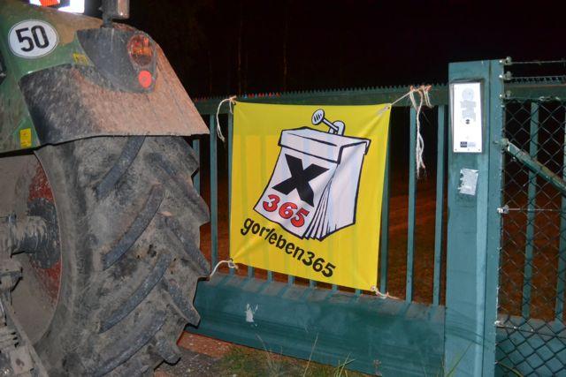 01.09.2011 - Gorleben blockiert