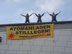 Atomanlagen stilllegen!
