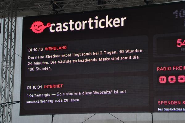 Castorticker 2010