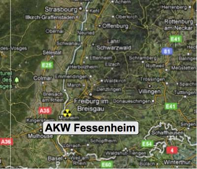 AKW Fessenheim