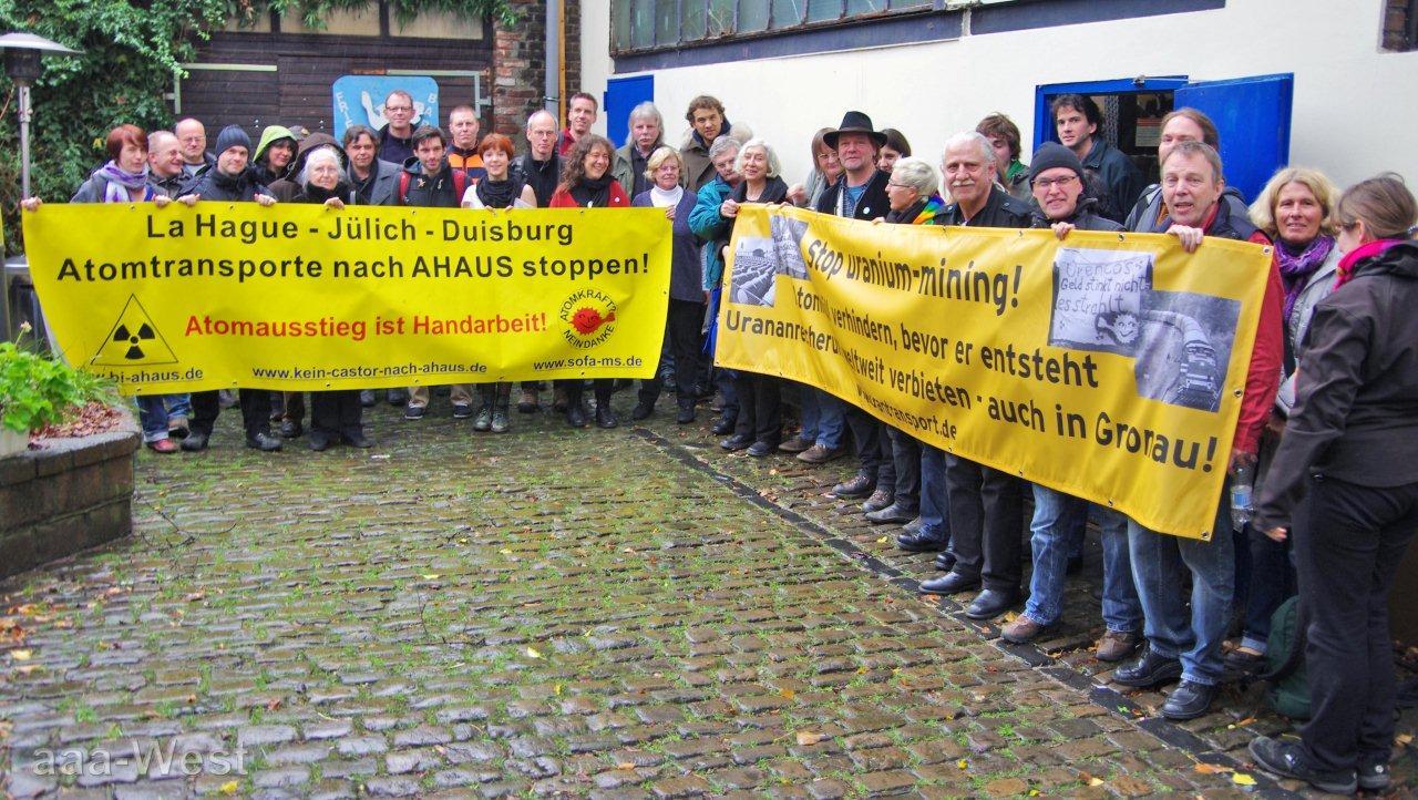 21.01.2012 - Landeskonferenz Oberhausen (Bild: aaa-West)
