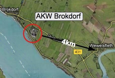 AKW Brokdorf als Ursache für Leukämie?