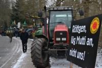 Gorleben-Dialog: Besuch von Röttgen im Wendland; 14.02.2011