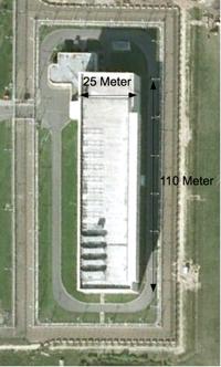 Zwischenlager Lingen; Bild: google earth