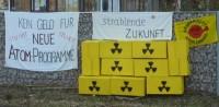 Proteste gegen den Ausbau des ITU Karlsruhe, Bild: BI Müll&Umwelt