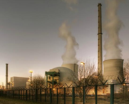Atomkraftwerk Philippsburg, Bild: mhy design