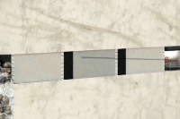Asse-2: Verschlussbauwerk vor Einlagerungskammer; Bild: endlager-asse.de
