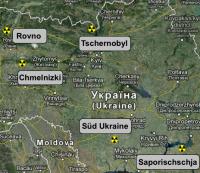 Atomkraftwerke in der Ukraine