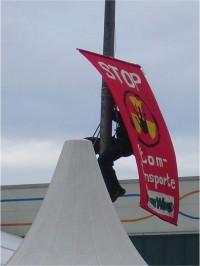 30.09.2012 - EON Protest in Rendsburg