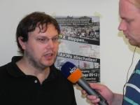 Pressekonferenz 25.10.2012, Hannover