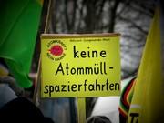 Keine Atommüllspazierfahrten