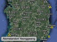 Atomstandort Yeonggwang, Südkorea