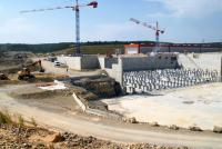 ITER-Baustelle in Cadarache/Frankreich im Juni 2012; Bild: iter.org