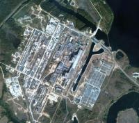 AKW Smolensk / Russland; Bild: google