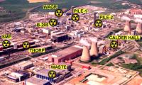 Atomanlagen am Standort Sellafield / England