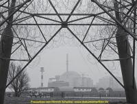 """AKW Brokdorf; Bild aus Flyer """"Unser gemeinsamer Widerstand"""""""