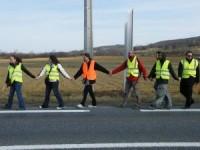Beispielbild Menschenkette