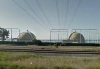 AKW San Onofre / USA; Bild: google street view