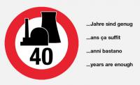 40 Jahre sind genug!
