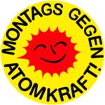 Montags gegen Atomkraft