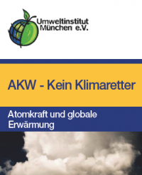 "Flugblatt ""AKW - Kein Klimaretter"""