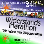Widerstands Marathon Gorleben