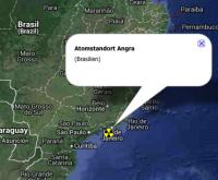 Standort Angra / Brasilien