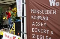 Protest gegen Eckert&Ziegler, 14.09.2013; Bild: Publixviewing.de
