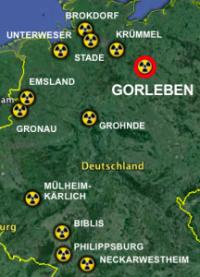 LAW-Atommüll auf dem Weg nach Gorleben