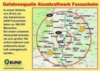 BUND-Postkarte Fessenheim