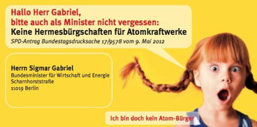 Urgewald - Atombürger