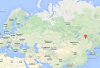 Krasnokamensk / Russland; bild:google