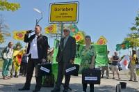 Protest: An-Kett Kommission, 22.5.2014 in Berlin