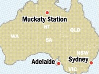 Australien: Muckaty Station