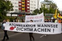 Atomreaktor Wannsee dichtmachen!
