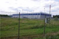 Erweiterungsbau der Urananreicherungsanlage Gronau, 3.8.2014; Bild: aaawest