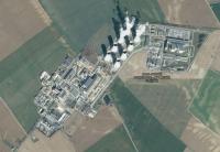 AKW Bohunice, Slowakei; Bild: google