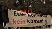 17.12.2010 - Castor-Stopp bei Ludwigslust