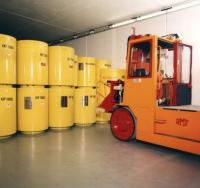 Abfalllager Gorleben; Bild: gns.de